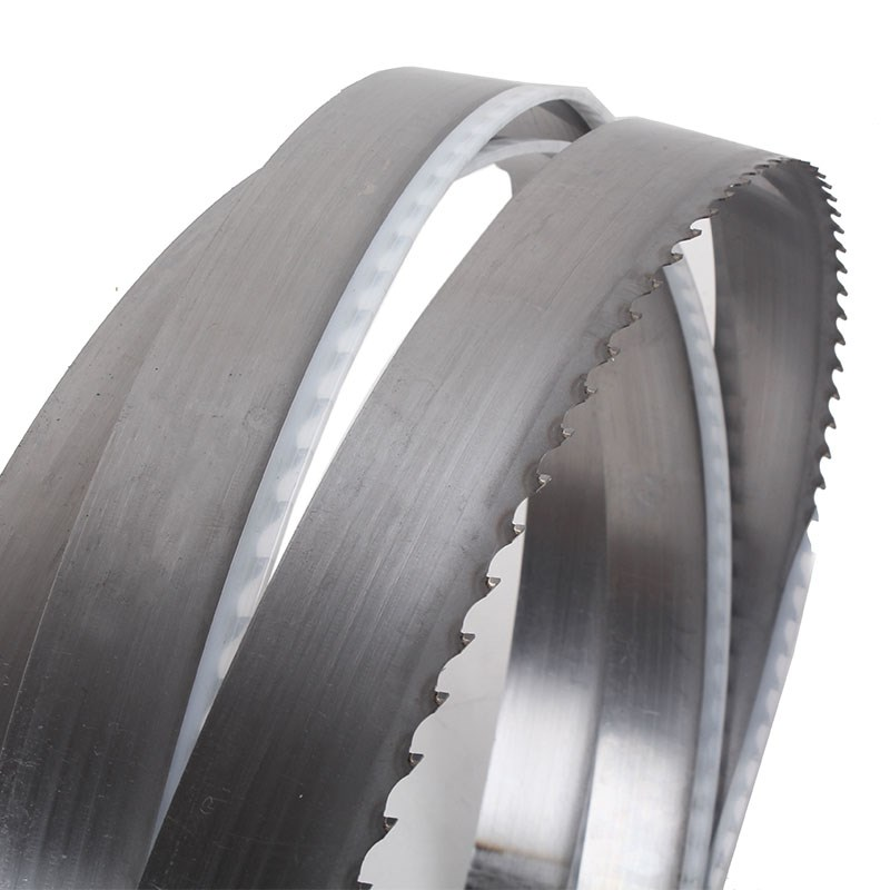 Hard alloy woodworking band saw, horizontal saw blade, mahogany alloy blade, saw blade, machine saw blade, carbon steel