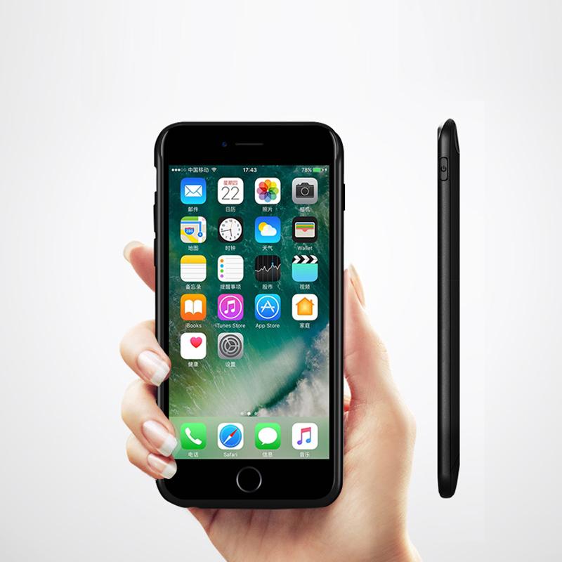iphone8 6splus utan särskilda avgifter går 8plus po batteri - 7s mobila makt slim skal