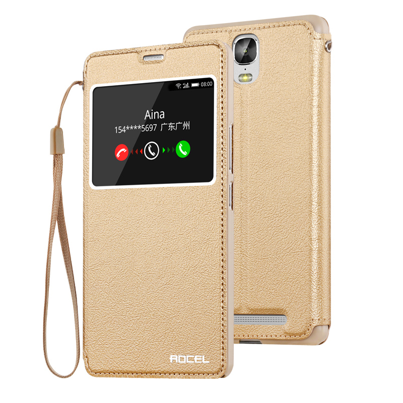 ROCEL Jin m5plus gn8001 mobile phone protection shell mobile phone shell set of men and women fall leather protective sleeve