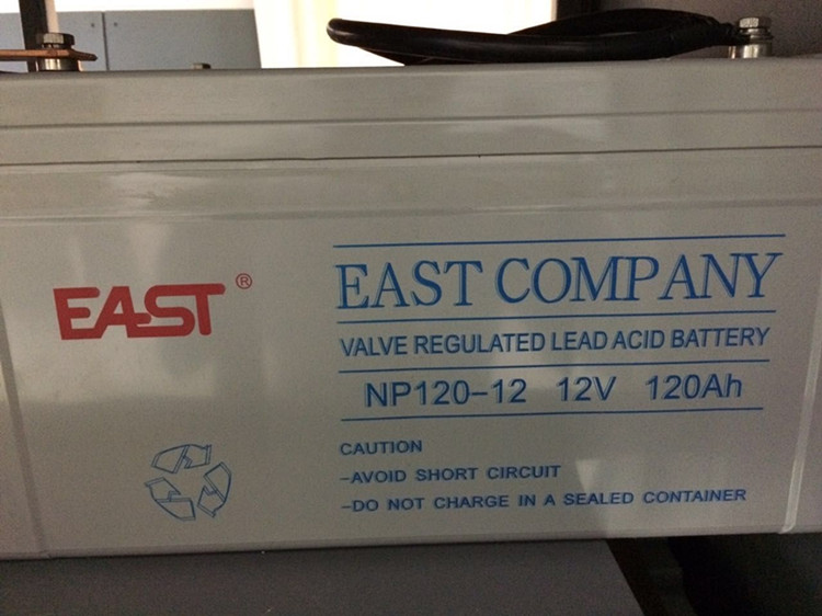 Восточный NP120-12UPS DC экран Специального 12V120AH аккумуляторов свинцово - кислотных необслуживаемые батареи