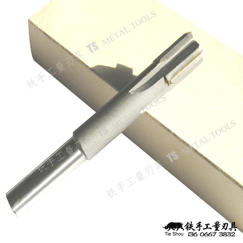 Carbide straight shank machine reamer 14151617181920212224 insert alloy spot