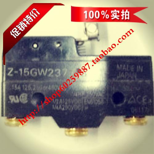 Het aanbod van speciale omron omron microswitch Z-15GW2377-B nieuwe officiële.
