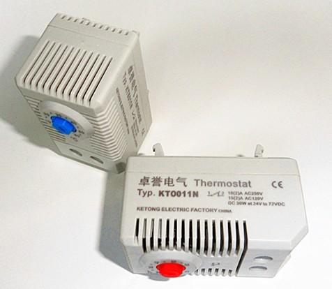 ντουλάπι θερμοκρασία ελεγκτή μηχανικό ρυθμιζόμενη θερμοκρασία διακόπτης KTS011N μπεστ - σέλερ σου τσάντα.