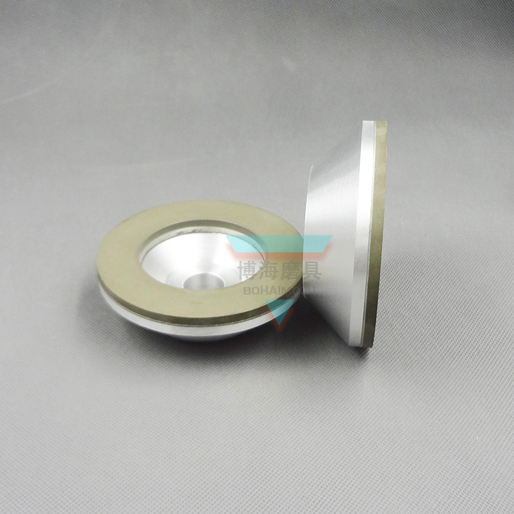 Diamond resin bowl type grinding wheel grinding mill 100*20*20*5 tungsten carbide cutter carving knife / alloy / wheel