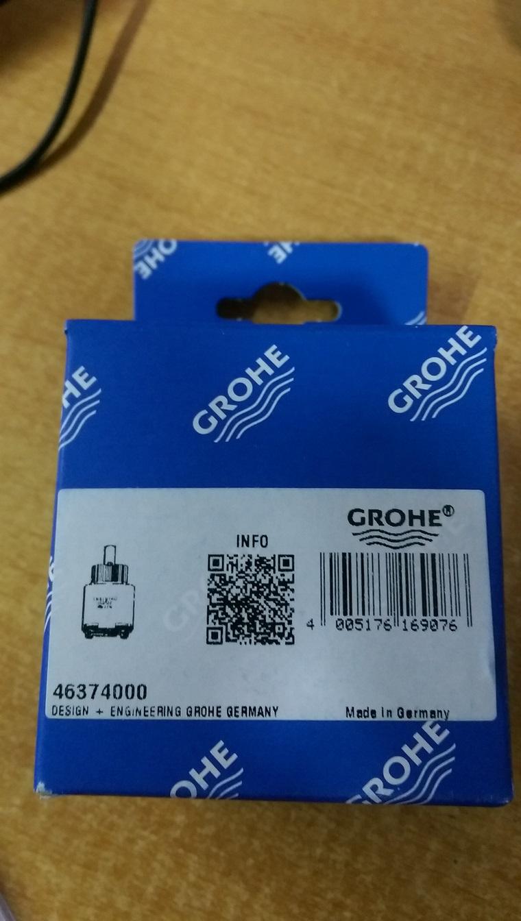 zawór. 4637400035mm grohe do GROHE46374 33558001 kran zlewni.