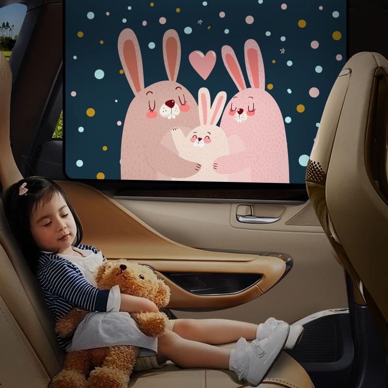 Mazda angke Sierra cx4 Kunst hiermit CX5 auto - sonnenschirm sunproof - vorhang aus dem Fenster schattierung.