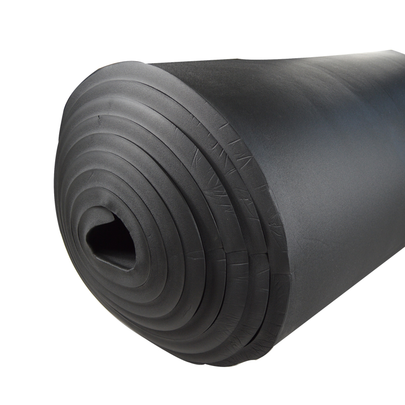Kun flame retardant rubber plastic sponge, refrigeration pipe, insulation cotton, heat insulation cotton, soundproof cotton, wall sound insulation board insulation material