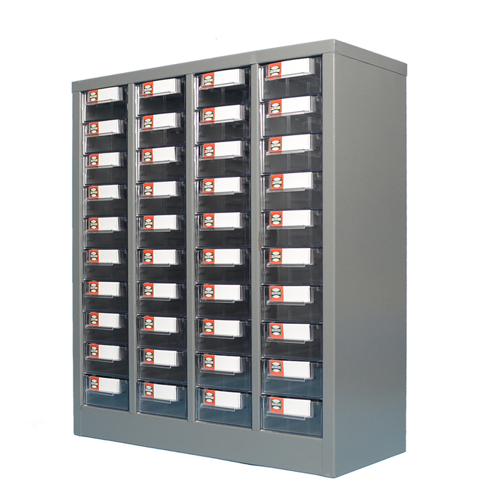 Plastic drawer type parts cabinet cupboard tool cabinet cabinet cabinet 60 Pumping screw electronic components of mobile phone accessories cabinet