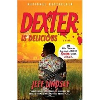 [Оригинал]DexterIsDelicious импорта (VintageCrime/BlackLizard)