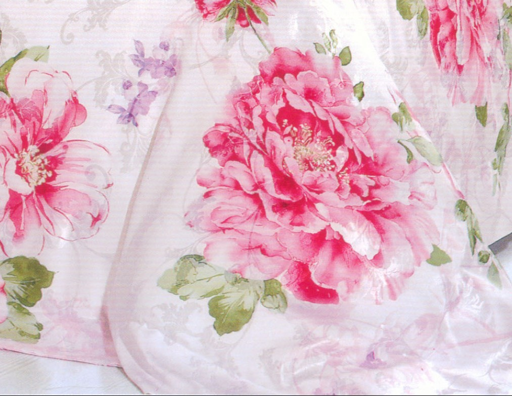 Shanghai textile - Tencel jacquard Phoumi four sets - figure tenderness /TST00001/TST00002