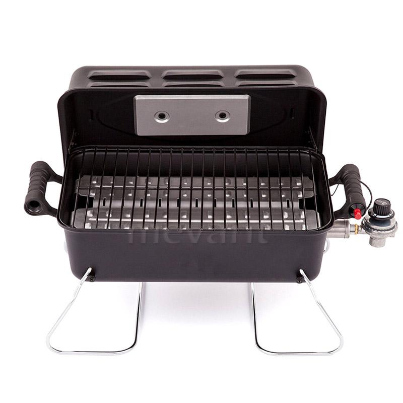 США на импорт портативный барбекю открытый charbroil Небольшой пикник, газовая плита, печь бутан газ в поход