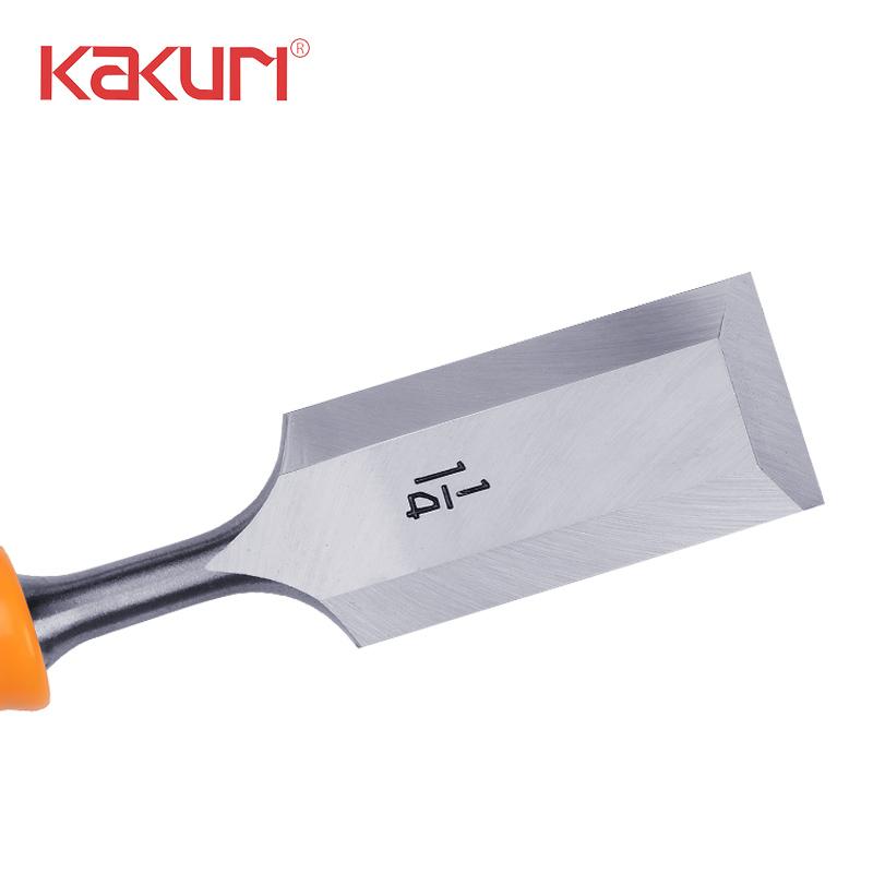 Le importazioni del Giappone (Lee UNO strumento di Legno rivestiti con UNO scalpello a mano scalpello perforato a Ritmo a scalpello a scalpello scalpello.