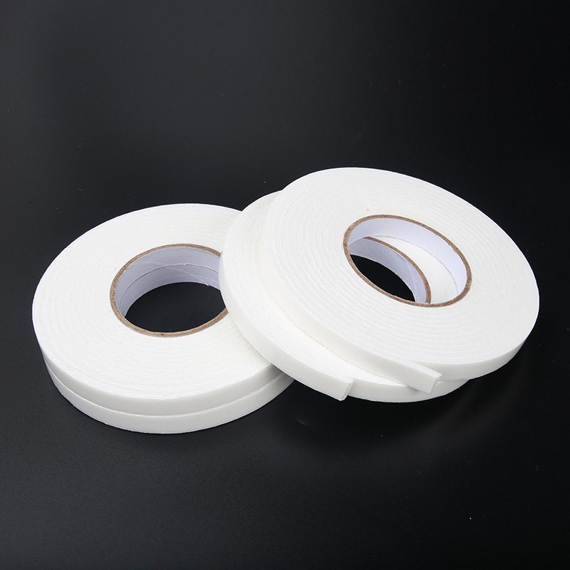 Foam double glue foam strong fixed sponge double side glue thick 10mm long 25m thick paste wall post