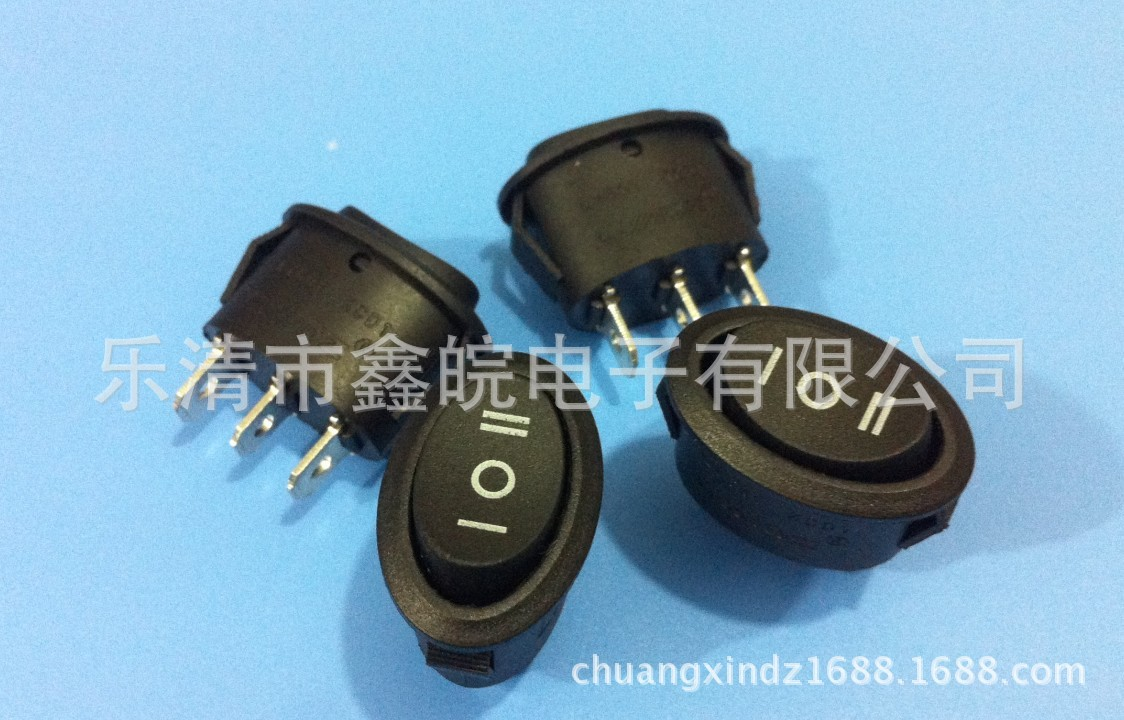 The supply of elliptic with lamp rocker switch with lamp 34 feet round oval gear rocker switch with lamp