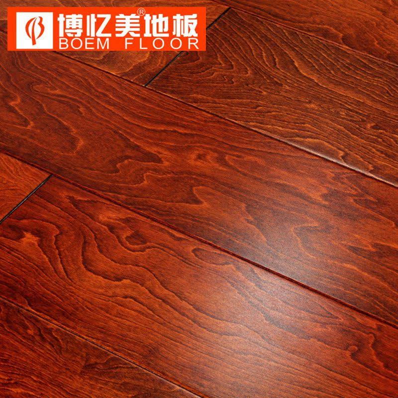 En rappelant la bo de composite de bois de bouleau multicouche plan plancher de peinture UV chaud pour chauffer le sol