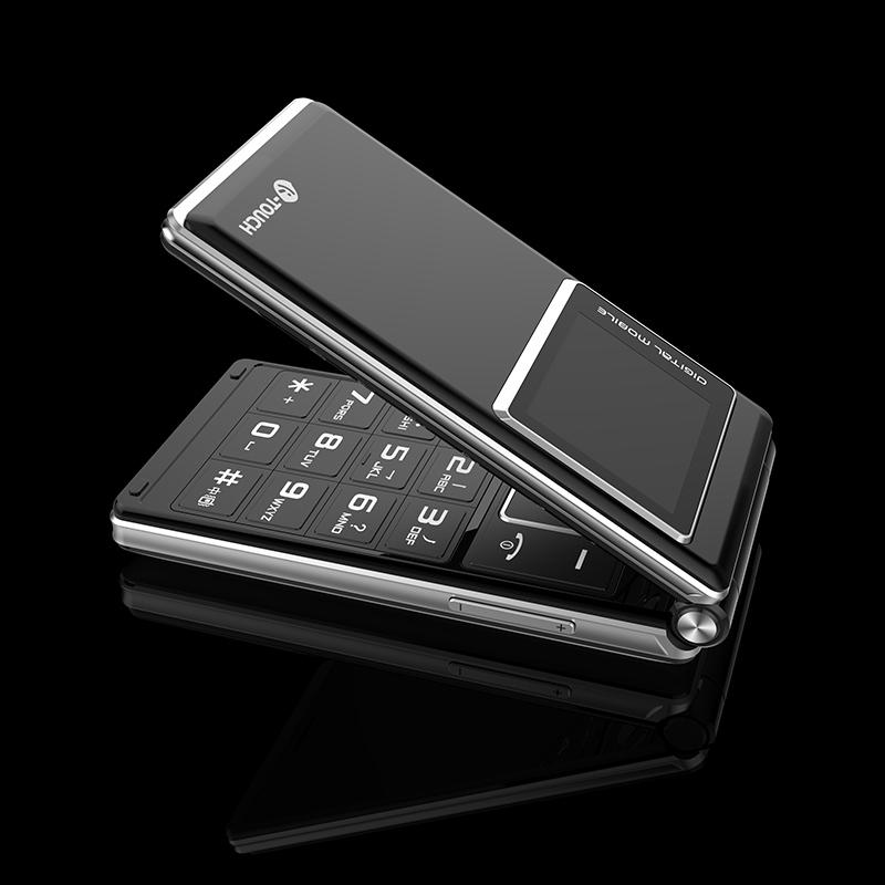 K-Touch / 语 语 T5 Clamshell alten Mann Telefon Handschrift alten Telefon großen Bildschirm Wort alten Mannes mobile Clamshell