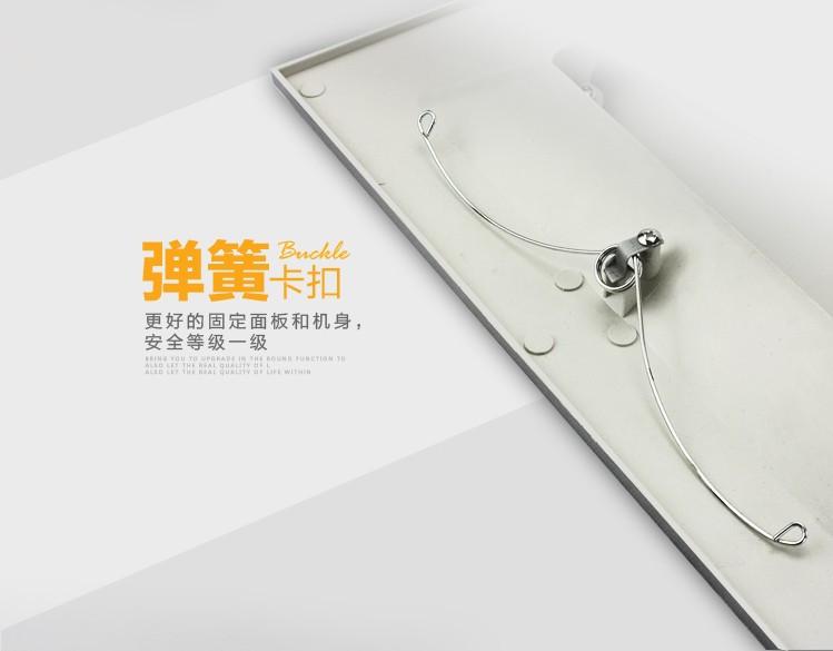 гипсокартон вентилятор пластиковый ПВХ алюминиевый фасонка потолок встроенные очень большой мощности интеграции потолок выхлопной вентилятор