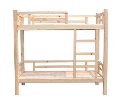 La cama de madera maciza por debajo la cama litera con los alumnos la cama cama logró dormir en la cama
