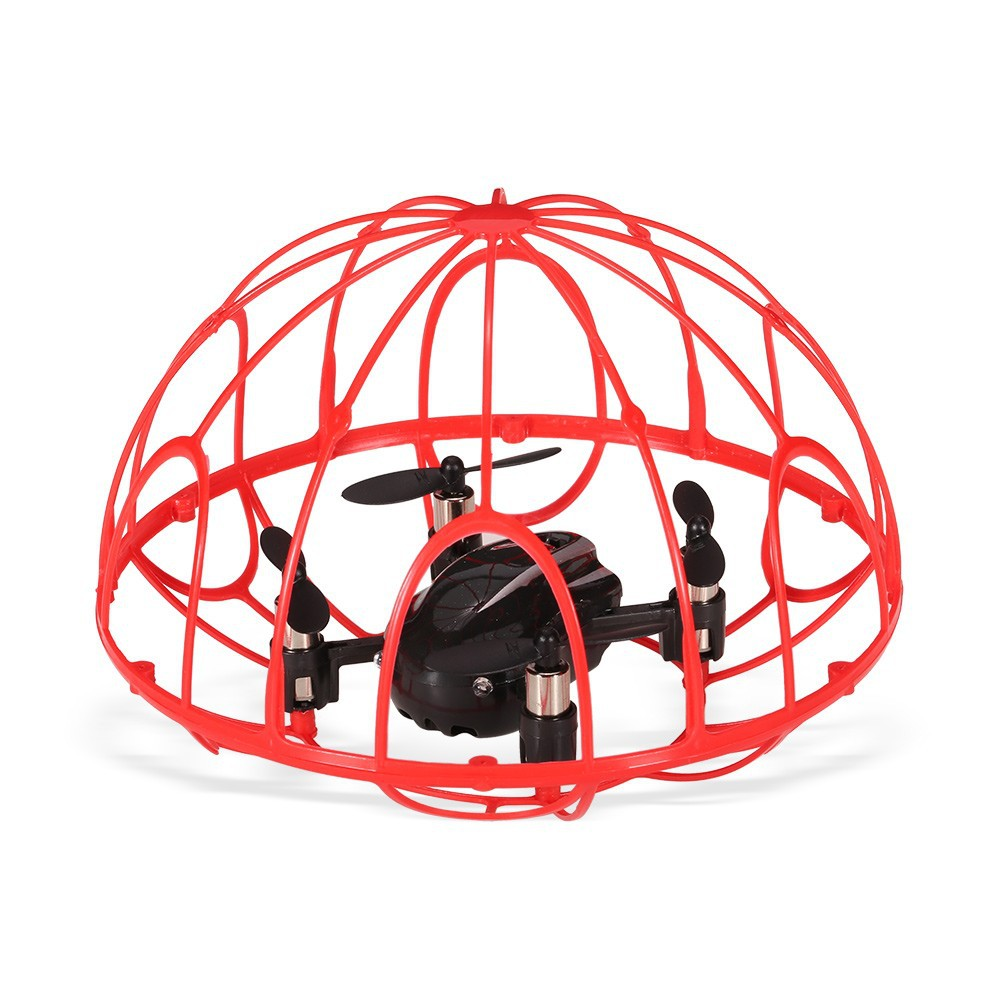 Ultra small UAV mini quadcopter Children 3 years old remote control toy charging dynamic drop spherical aircraft