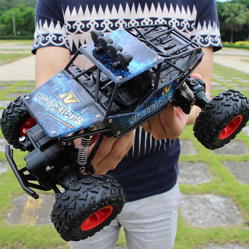 Super - size - legierung Wrangler - geländewagen für high - speed - Monster - Truck - jungs klettern ferngesteuerten spielzeugauto