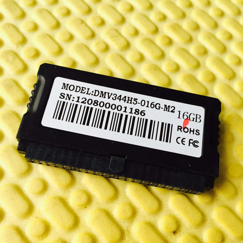Zerlegen 16g elektronische datenträger DOM Solid State Disks 44p44 Flash - SSD - Notebook - Nadel