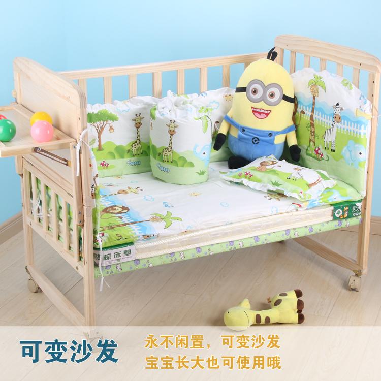 ベビーベッドの床には、折り畳み式には、折り畳み式には、赤ちゃんの揺りかごベッドのベッド