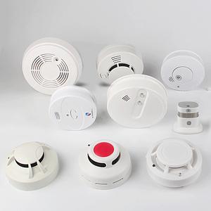派朗尼斯烟雾报警器家用无线消防火灾感应探测器独立式烟感报警器