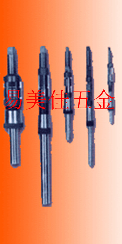 Specification of adjustable hand reamer for high speed steel M6.25-M6.75