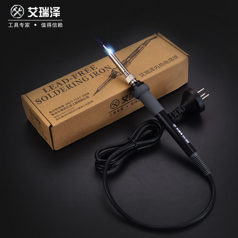 Electric soldering iron set, welding pen, luggage and luggage accessories repair package manufacturers sell electric iron bevel pliers