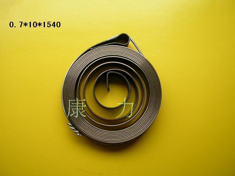 West Lake spring spring spring drill drill drill scroll spring accessories 0.7*12-10