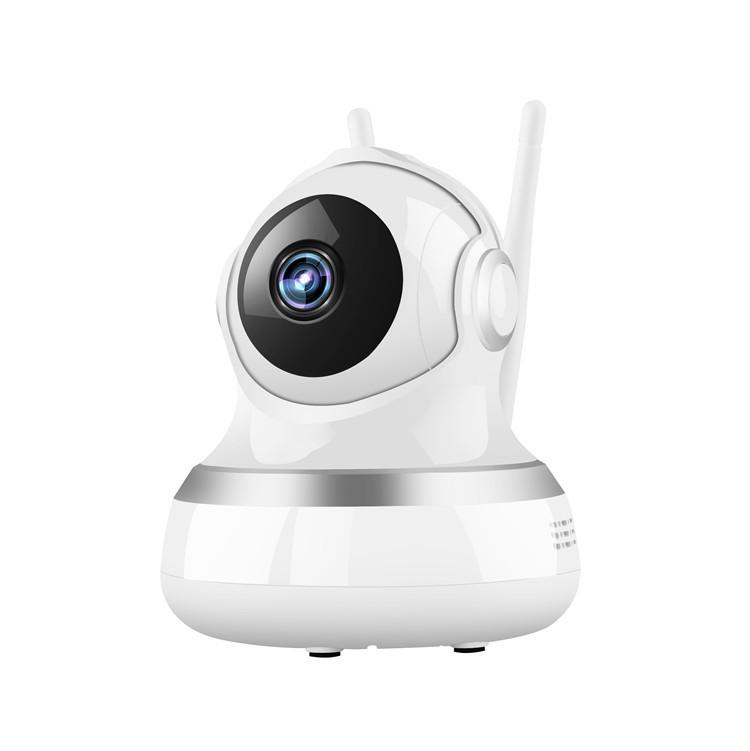 هد كاميرا مراقبة لاسلكية عن بعد الهاتف الذكي واي فاي كاميرا المراقبة المنزلية رصد سحابة التخزين