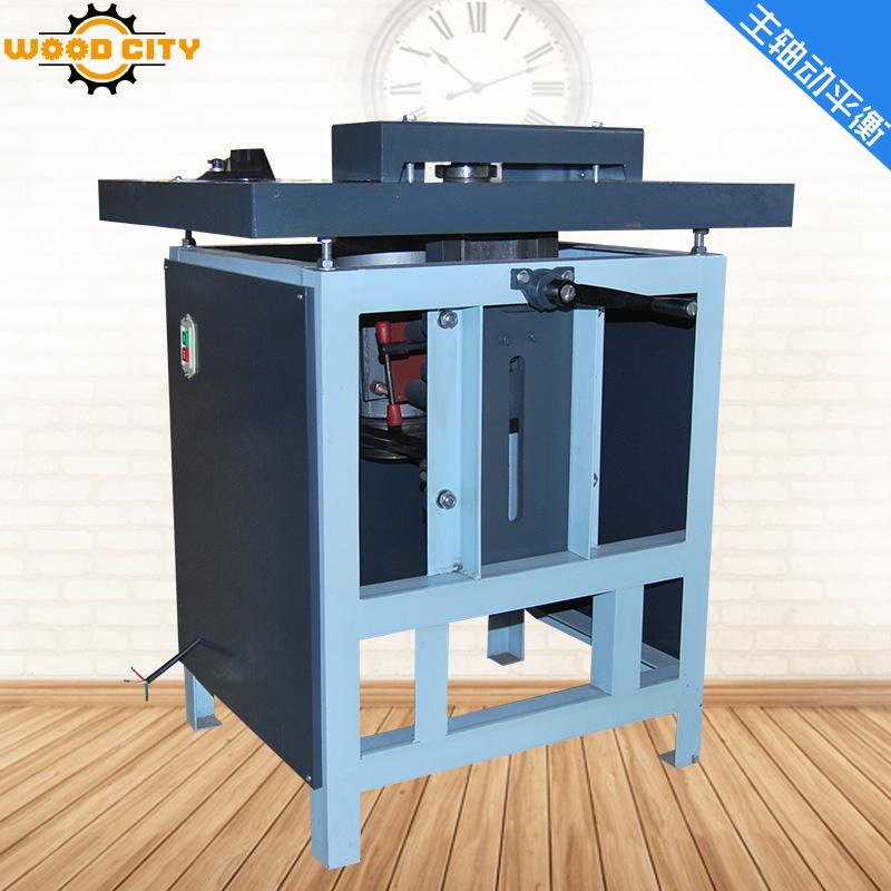 Máquina única de gongo de eixo único / fresadora de madeira / cortador de borda / roteador de madeira / máquina de gongos de eixo vertical 5112