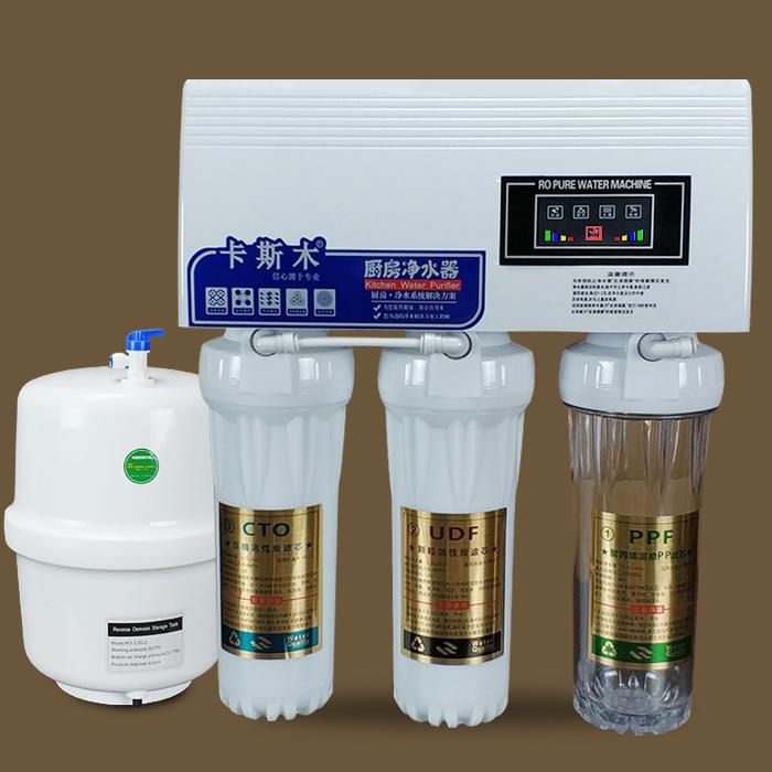7 Casa purificador de água potável ro purificador de água purificador de água Da torneira de água do Filtro de água