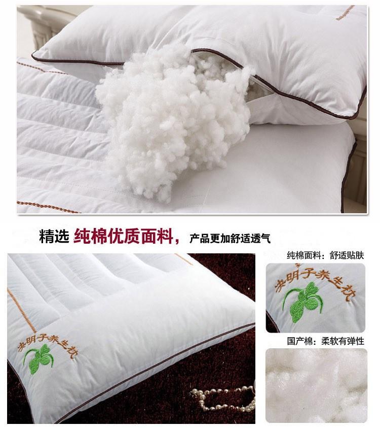 枕枕ケツメイシラベンダーそば殻ホテル護頚生徒保健成人頸椎枕に