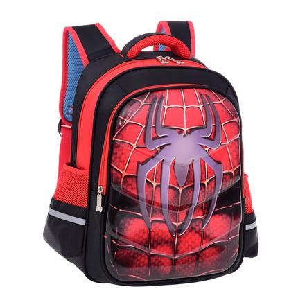 小学生书包男蜘蛛侠儿童防水幼儿园学前班1-3-5年级超人1年级书包