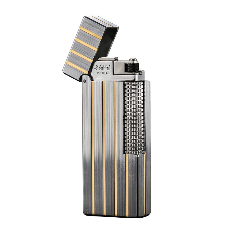 Аутентичные Франции 柏特 узкий издание мужчины творческих зажигалки, чистой меди бокового проскальзывания легче настроить творческих цвета