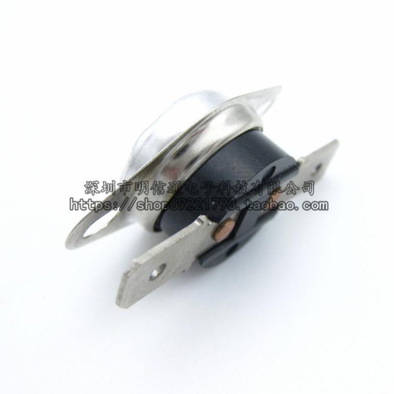 термостатический выключатель KSD301 130 °C обычно закрытые 130 градусов тепла температура перегрузки