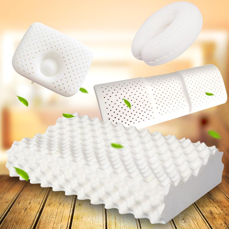 枕枕養生保健包郵家庭用枕枕枕護シリカゲル護治療首頸椎枕円