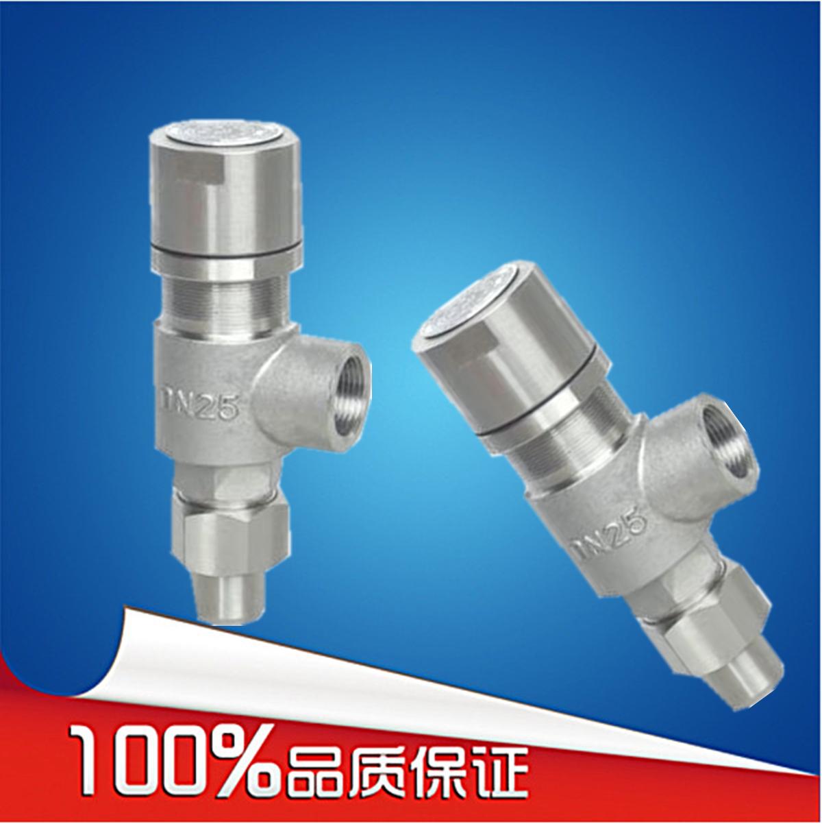 A21WFY-16P/25P304 van roestvrij staal in de lente van micro - veiligheidsklep A21H-16C/40CDN15