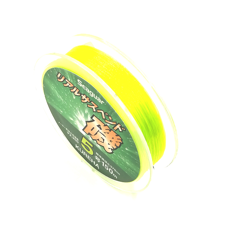 Japan imported SEAGUAR/ Golmud semi floating rock fishing line out of the No. 5 spot non parallel winding