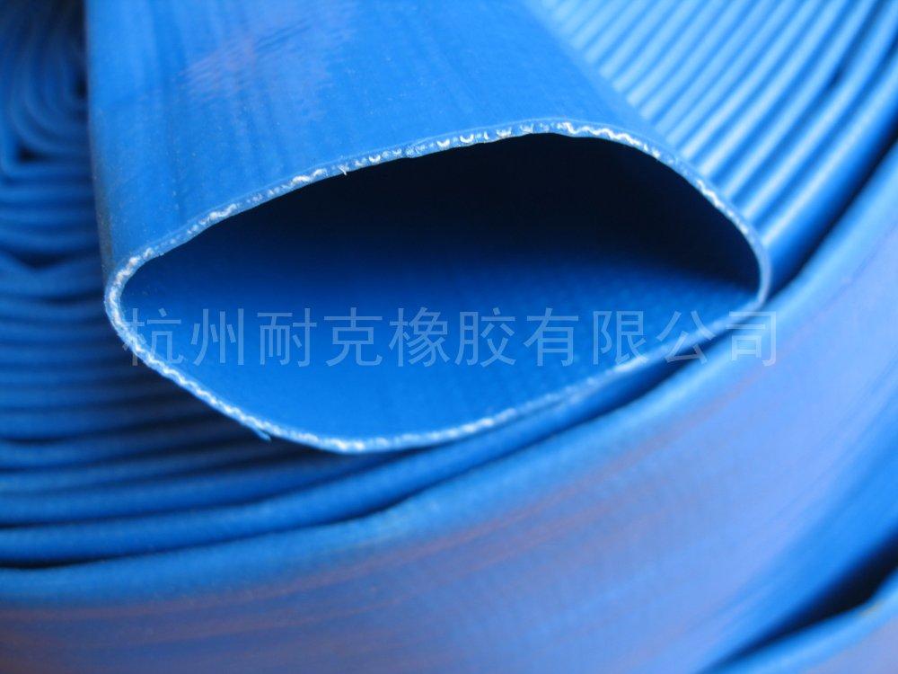 Tubo de plástico / agua / Jin manguera tubo de plástico / azul / fuerte de alta presión de agua 127MM / 5 pulgadas