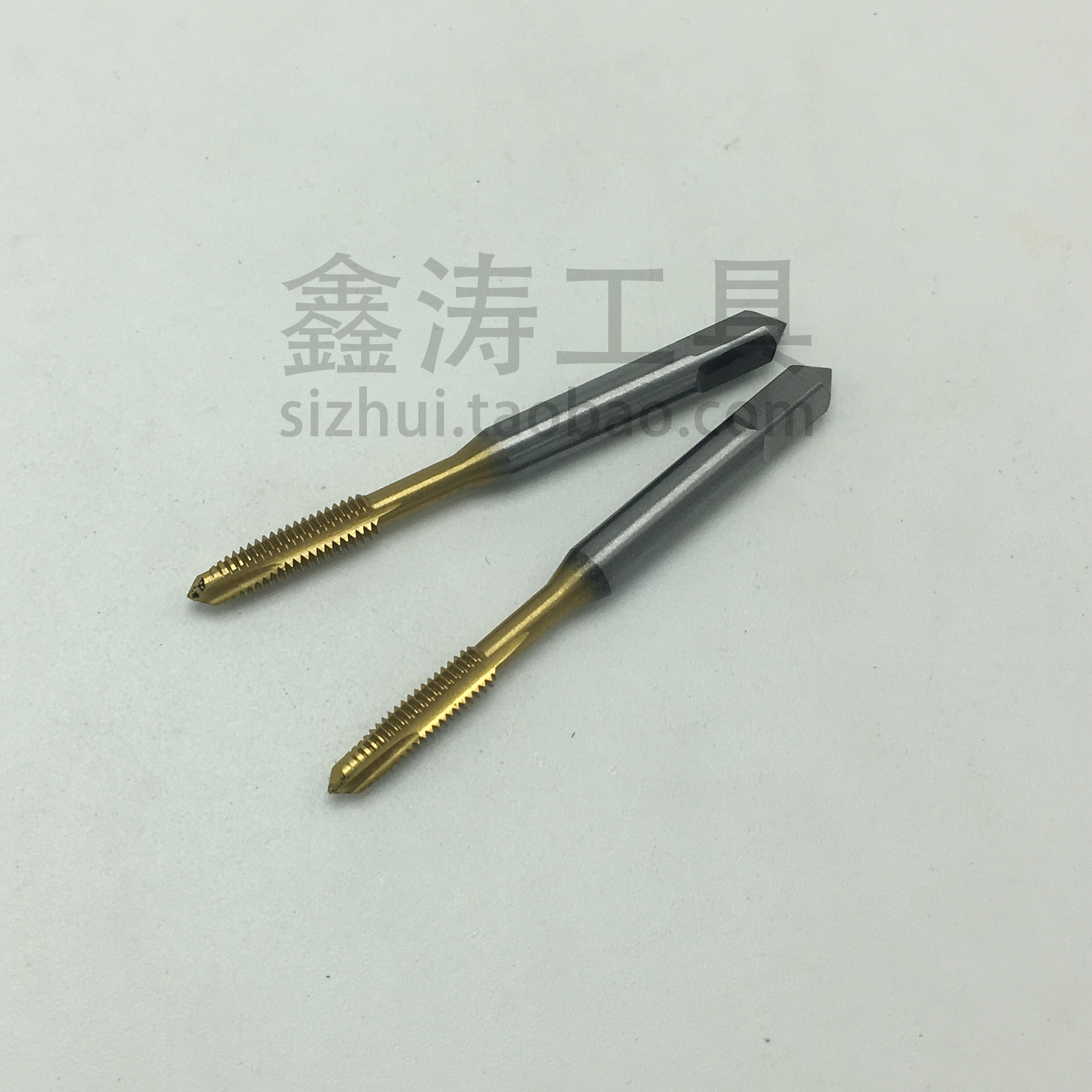 Is the titanium spiral pointed tap tapping for end milling machine apex hole M3M4M5M6M8M10M12