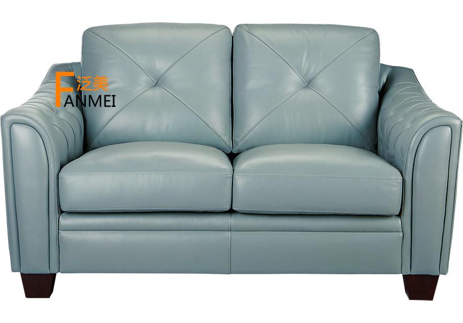 Η σκανδιναβική δερμάτινο καναπέ κρεβάτι διπλής χρήσης 1.5/1.8 πολυλειτουργική αμερικάνικο πτυσσόμενο καναπέ - κρεβάτι διπλά den