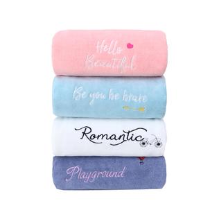 毛巾浴巾比纯棉成人柔软超强吸水男女可爱洗脸家用个性非全棉韩版