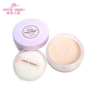 正品爱丽小屋甜美糖果粉散粉蜜粉5g控油定妆粉细腻透气遮瑕持久