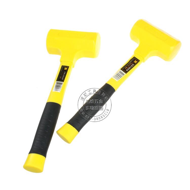 Аутентичные инструменты эластичные резиновый молоток 1LB2LB3LB4LB Персии без установки молоток плитки плитка молоток