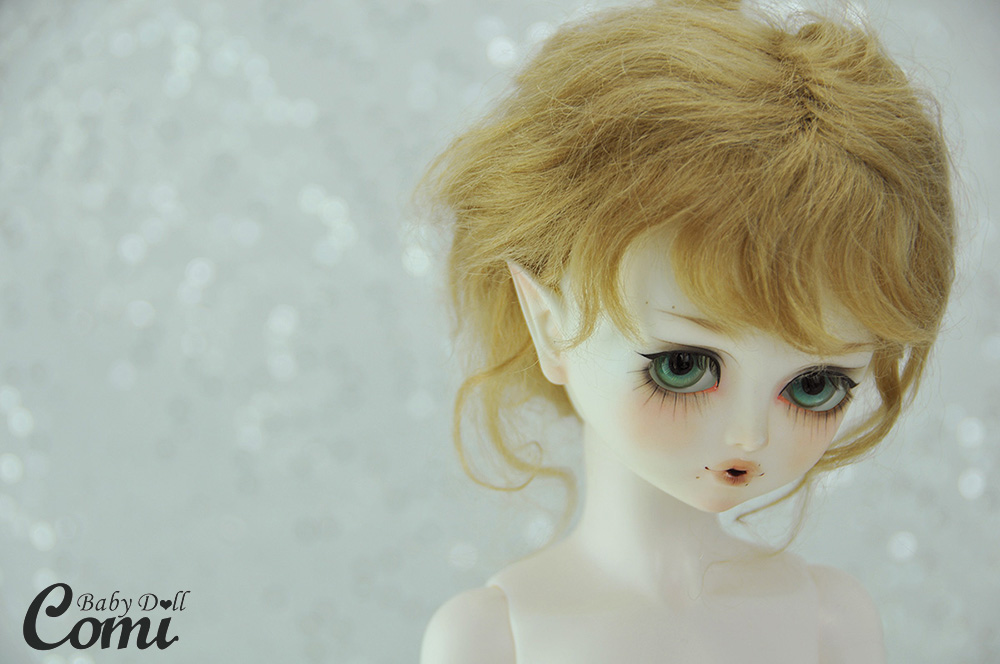 Comibaby Doll 巨婴头 mion- elf