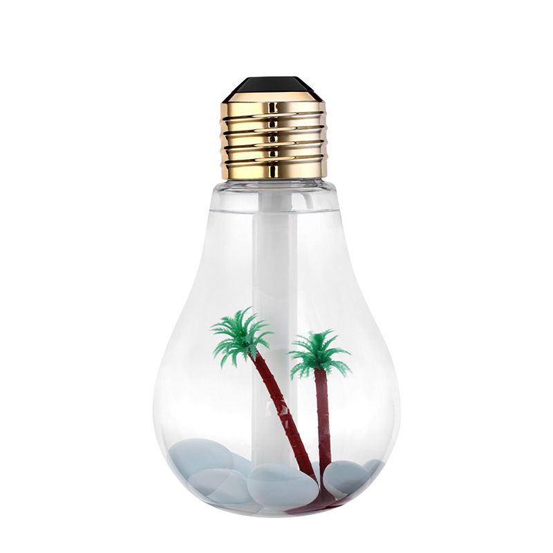 مصباح مكتب الناقل التسلسلي العام المرطب مصغرة رذاذ الهواء المرطب صامت عنبر نوم الإبداعية سطح المكتب