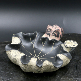 新中式艺术创意烟灰缸