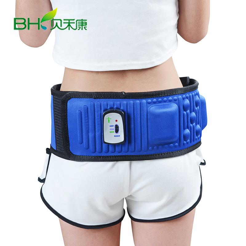 Cinto de emagrecimento emagrecimento massager de vibração massagem de aquecimento slim Barriga cinto abdominal, cintura fina equipamentos